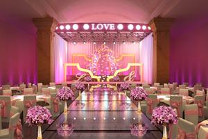 深圳婚庆公司在深圳进行婚宴场地布置你有所不熟知的事情