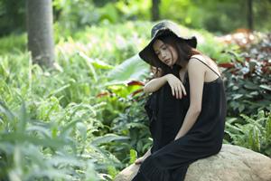 木棉花の风情-深圳约拍摄影师一对一拍摄