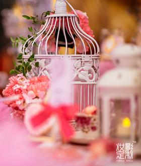 深圳婚礼策划之梦幻城堡婚礼