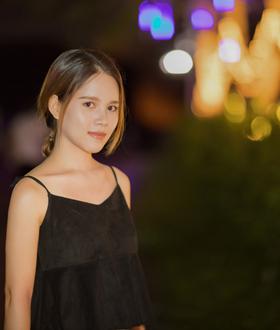 夜景人像,夜景人像拍摄,深圳摄影师约拍